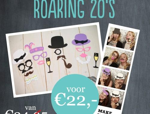 roaring 20's foto props