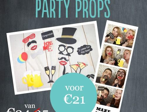 foto props party