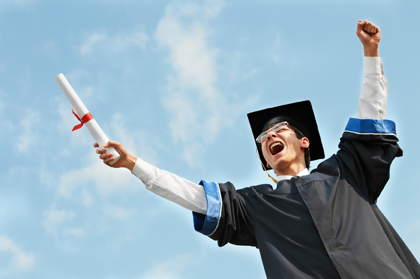 Fotohokje huren voor een diploma uitreiking